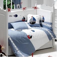 Бебешки спален комплект Funna1 - 80х140 см, от 8 части