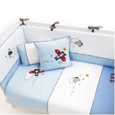 Комплект за сън - 80х140 см, 8 части