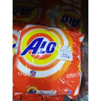 ALO - 4.5 кг - прах за бяло и цветно пране