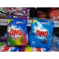OMO Aktive Fresh - 6 кг - прах за бяло и цветно пране