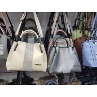 Ежедневна спортно-елегантна дамски чанта в различни цветове - ИЗЧЕРПАН!