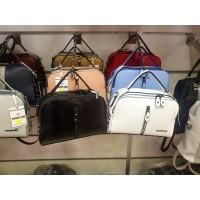 Дамска чанта изработена от еко кожа в различни цветове - ИЗЧЕРПАН!