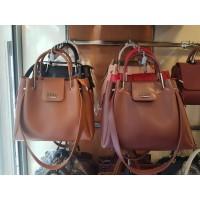 Ежедневна дамска чанта от еко кожа - реплика на световна марка - ИЗЧЕРПАН!