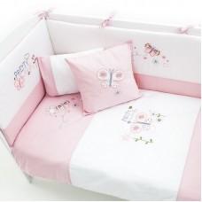 Комплект за сън за бебе Funna Baby Little Friend  - 80/140 см, 8 части