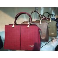 Елегантна ежедневна дамска чанта от еко кожа, реплика на световна марка