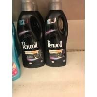 Perwoll ReNew+ Black - 3л - Течен перилен препарат за тъмни цветове, като нови