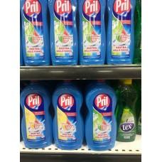 Течен препарат за миене на съдове Pril - 0.720ml